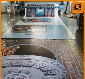 Shanghai Factory Pvc D Vinyl Flooring Sticker For Sale Buy Pvc D - 3d vinyl flooring for sale