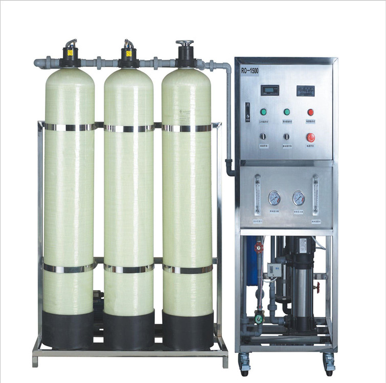Factory price newest reverse osmosis system brackish water and ultra <strong>filtration</strong> 500 lph with 1 year warranty