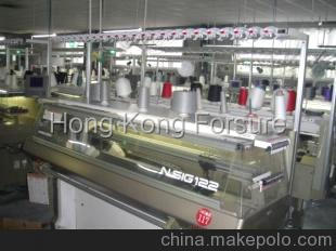 USED JERSEY SCARF INDUSTRIAL KNITTING MACHINE