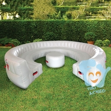 Großhandel Komfortable Outdoor Funiture Aufblasbare Gartenmöbel
