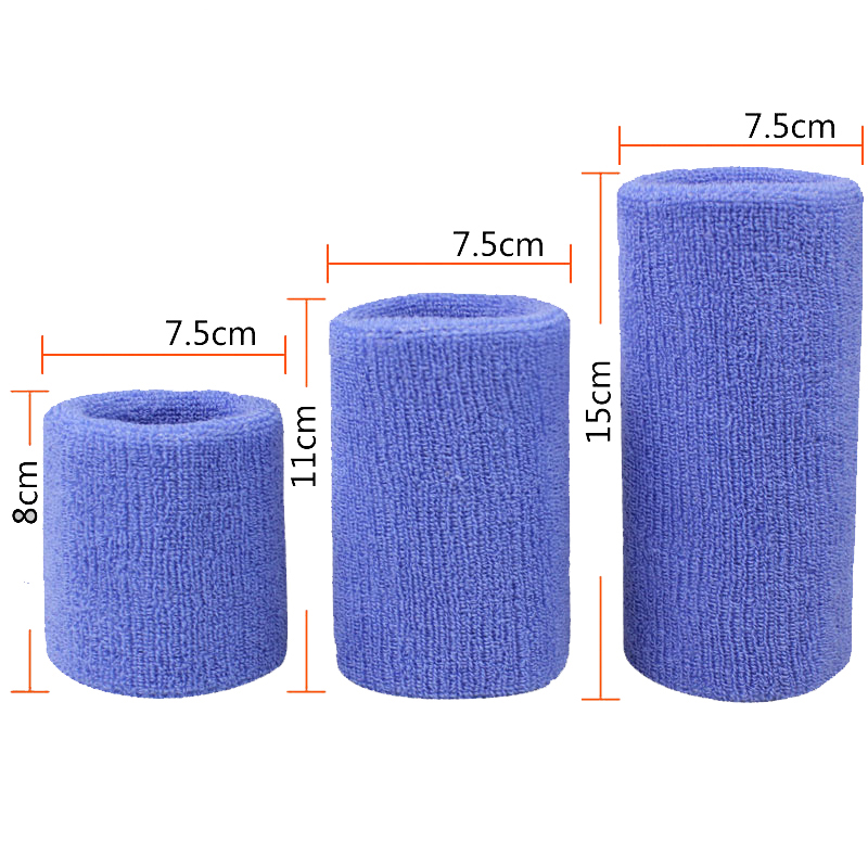 Promotional towel wrist support