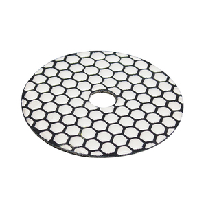 3 inches wet and dry marble floor polishing pads