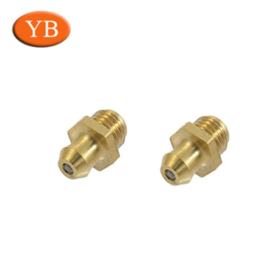 2017 Factory Price Brass Long Type Grease Nipple M10
