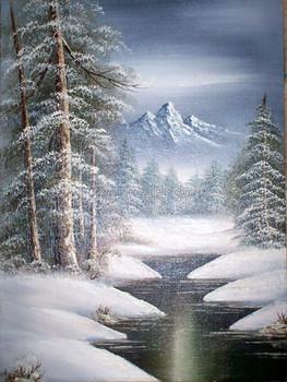 89 Gambar Pemandangan Salju Paling Bagus