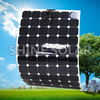 sunpower 180Wflexible solar panel could bendable 30 -- 90 degree