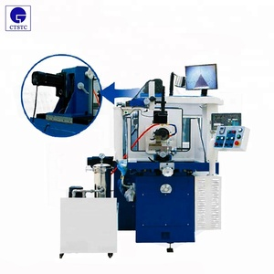 Normal Manual Tool Cutter Grinder Grinding Machine for PCD PCBN Tools Price
