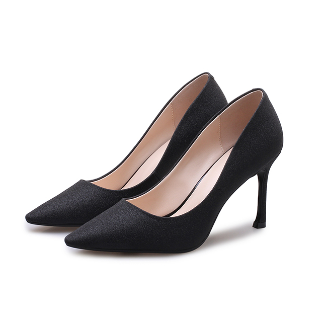 shoes heels professional heels Simple and high qCTCf