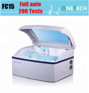 Powerful full automatic biochemistry analyzer / popular biochemical analysis system / Fully automated chemistry analyzer price