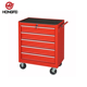 Mechanic Tubal Side Handle Used Tool Trolley Roller Cabinet On Wheels