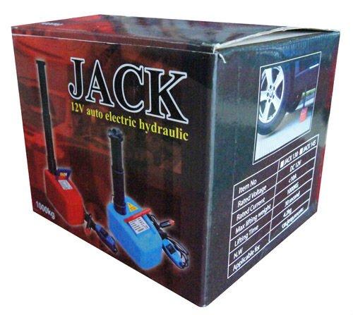 Electric Jack/12 Volt Electric Car Jack Portable Automatic ...