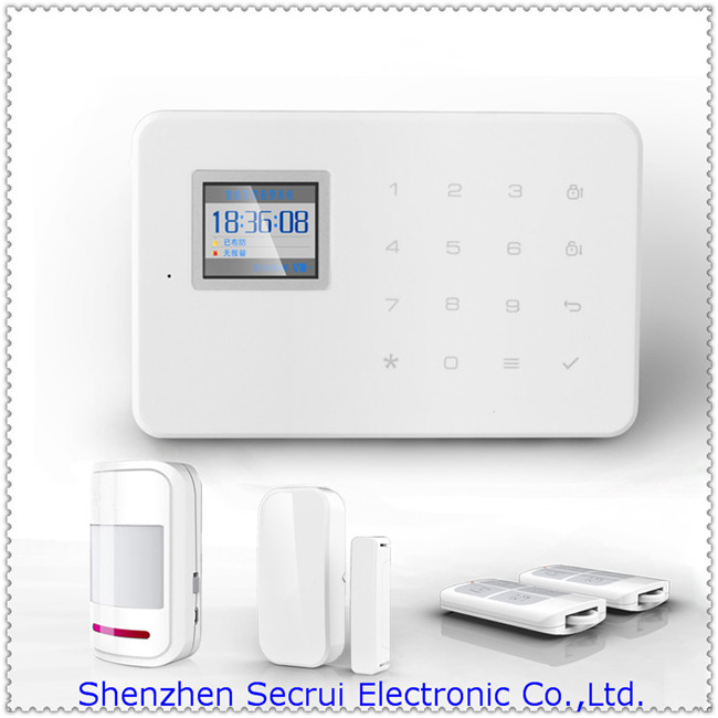 Home Security System Self Monitoring
