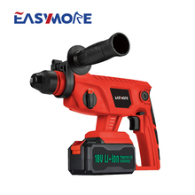 Cordless low Noise rotary hammer