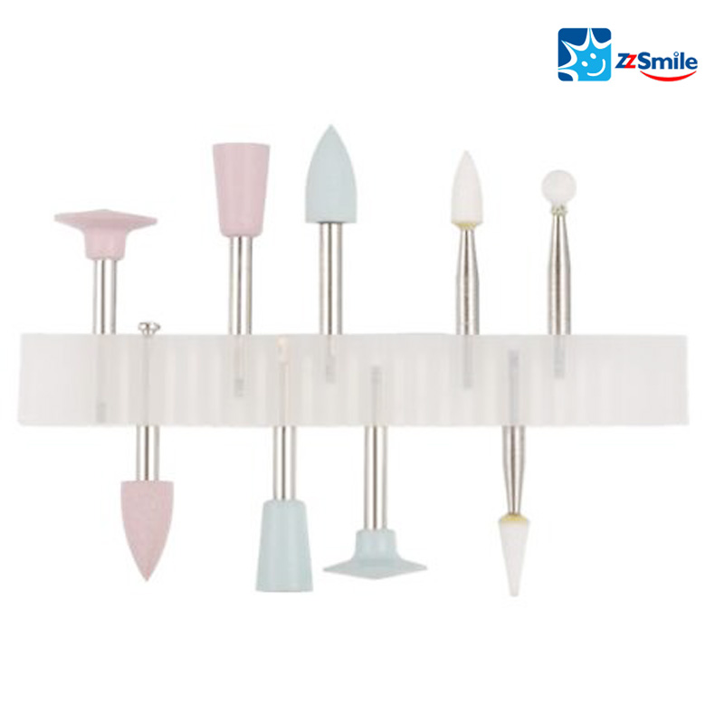 CE Approved Dental composite resin polishing kits Used for low-speed RA 0309