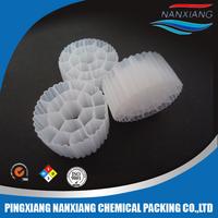 Biofilter Media Plastic Bio Ball In Water Treatment