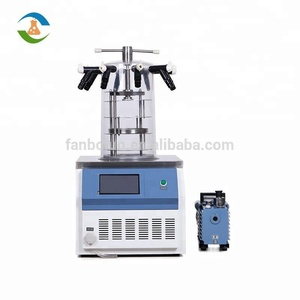 Lab Freeze Drying Food And Fruit Equipment Prices