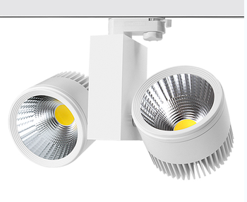 4 Pin Eutrac Track System Ce Rohs Erp Roved Ra 82 90 95 97 Dimmable Cob Led Light Light10w Gallery