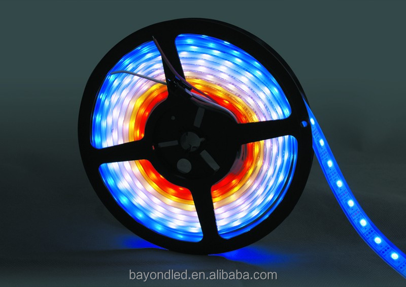 Reliable 24v Rgbw Dmx512 Led Strip With Ce/rohs