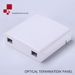 Indoor 86 Type faceplate FTTH Mini Termination box