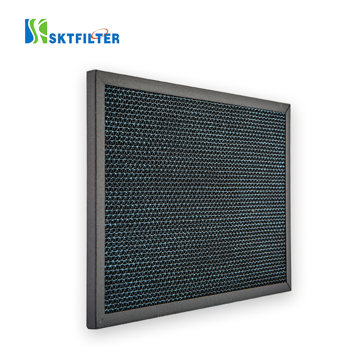 Washable Air Condition nylon material dust purifier mesh