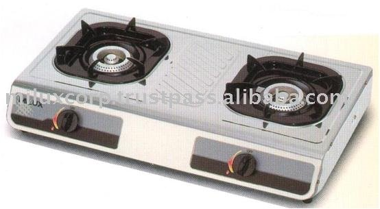 Milux Stainless Steel Table Top Stove   Buy Gas Cooker,Gas Stove,Table Gas  Cooker Product On Alibaba.com