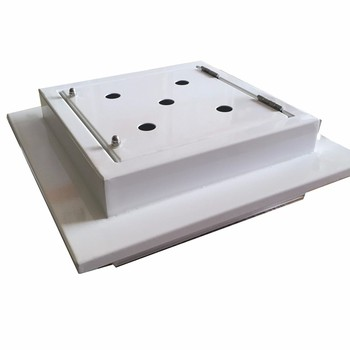 10 Way Wall Mounting distribution metal box LM234