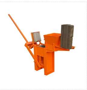 QMR2-40 Interlocking brick machine in malaysia/machine for making brick ecological/soil brick making machine