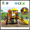Amusement Toys Factory cheap outdoor playsets for kids plastic outdoor children playsets QX-008B