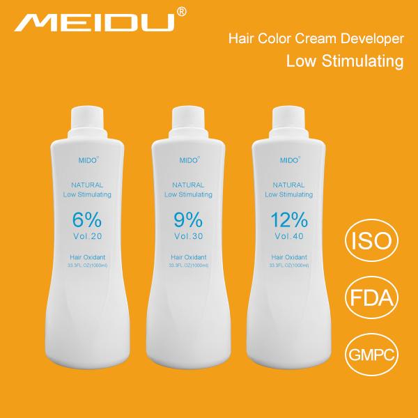 vente chaude bio usine doux sans simulation professionnel cheveux peroxyde 1000 ml 3 6 - Coloration Professionnelle Bio