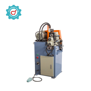 Rod Pipe Chamfering Machine Inside and Outside Beveling With Fast Speed steel tube bolt bar Beveling machine