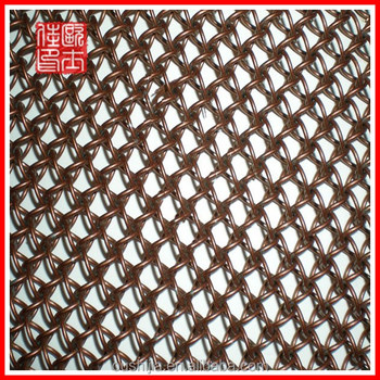 stainless steel honeycomb decorative meshdecorative wire mesh - Decorative Mesh