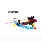 Children's Educational Activities Super Crossbow Set Plastic arrow shooting Bow Gun