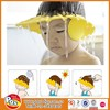 soft stretchy hairdressing washing cap baby bath visor