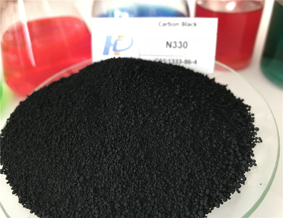 Rubber charcoal black N330 Carbon Black N330 for Tyre Raw material