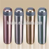 high quality stainless steel vacuum bottle travel flask with your own logo
