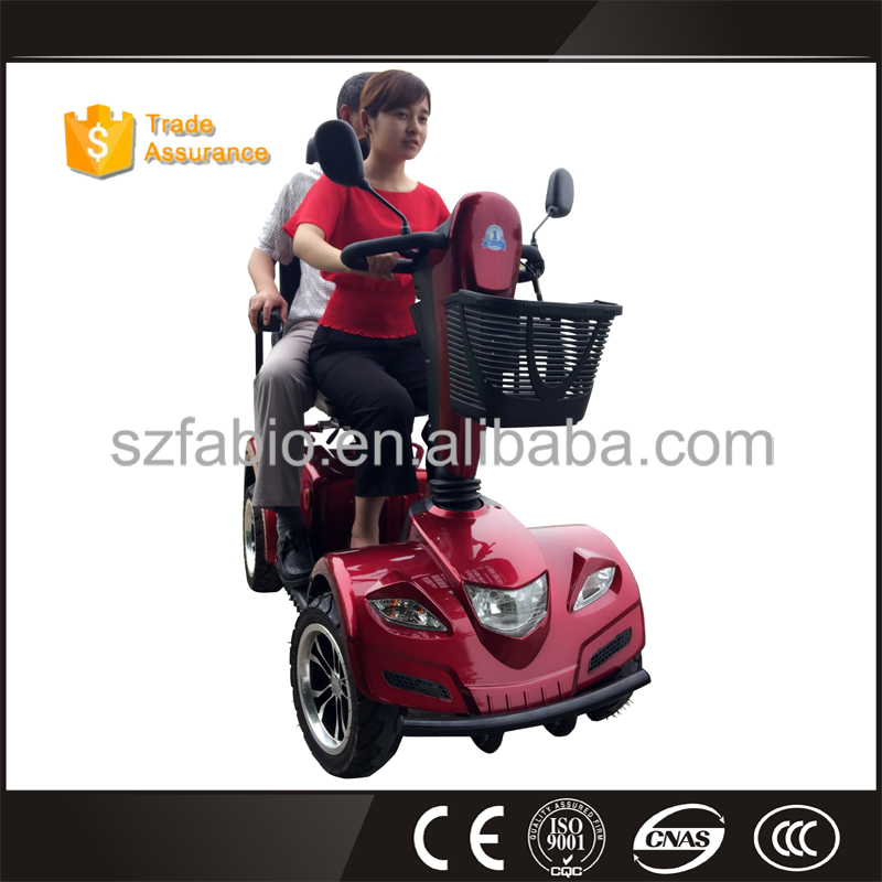 Hot sale two big wheel eec electric scooters 1000 watts