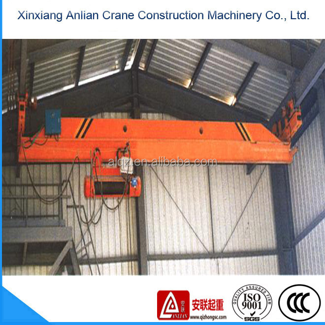 LX Type Suspension Steel Factory Overhead Crane