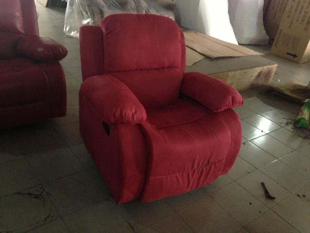 Washable Manicure Use Full Recliner Chair