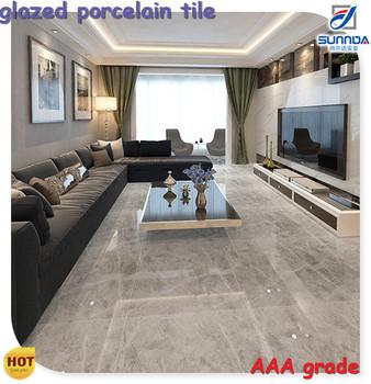 Elegant Salon Cuisine Carrelage Carrelage, Imitation Marbre Céramique Porcelaine  Plancher Intérieur 3d Jet Du0027encre