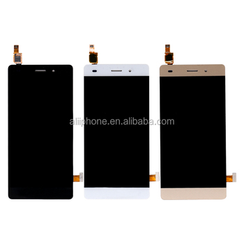 wholesale mobile phone LCD display for Huawei p8 lite lcd touch assembly