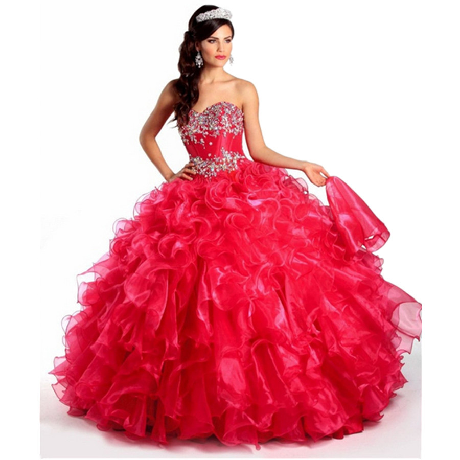 af491253b Get Quotations · Modest-Sweet-16-Girls-Princess-Quinceanera-Dresses-Custom-