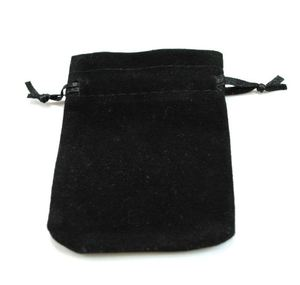 Liquor bottle shaped pouch packing velvet bag
