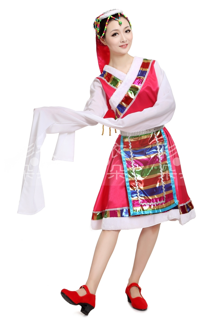 Online Buy Wholesale tibetan dress from China tibetan ...
