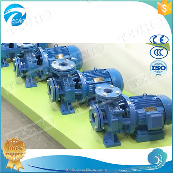 Air conditioning Circulation System Monoblock Centrifugal Pump