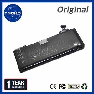 "Original Laptop Battery A1322 For Apple MacBook Pro 13"" MB990LL/A MB991LL/A Genuine Battery"