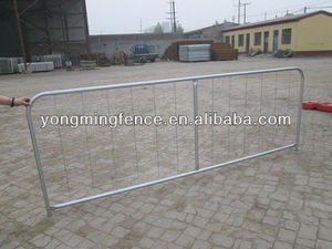 Galvanised Sheep Yard Mesh Farm Gate For yards and pens, temporary and permanent(Direct Factory)