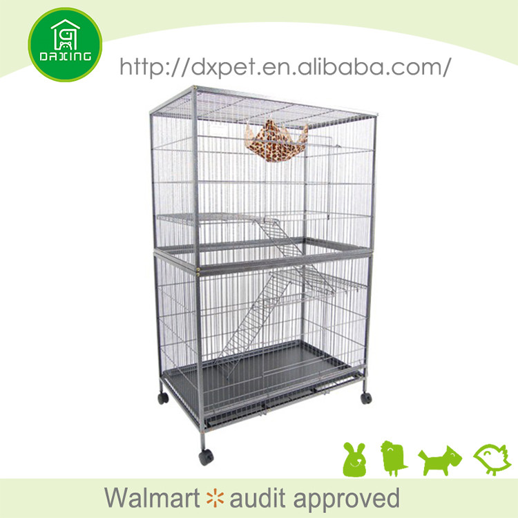 DXPC003 Best quality waterproof easy clean african grey parrot cage