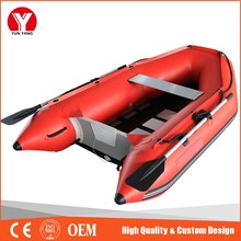 PVC fishing boat inflatable/cheap inflatable boat float