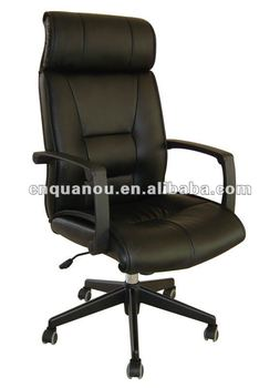 best sneakers 465ec 8cc58 Cheap Used Confortable Office Chair Computer Desk Chair In Black Pu Qo-8240  - Buy Fancy Office Chair,Modern Chair,Leather Manager Chair Product on ...