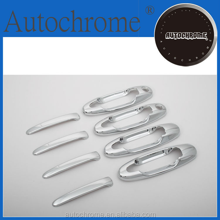 Chrome car trim accent styling, chrome door handle cover - for Toyota Tundra 05-06