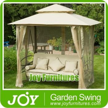 Garden Swing Bed Gazebo